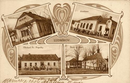 Ludmírov 1923